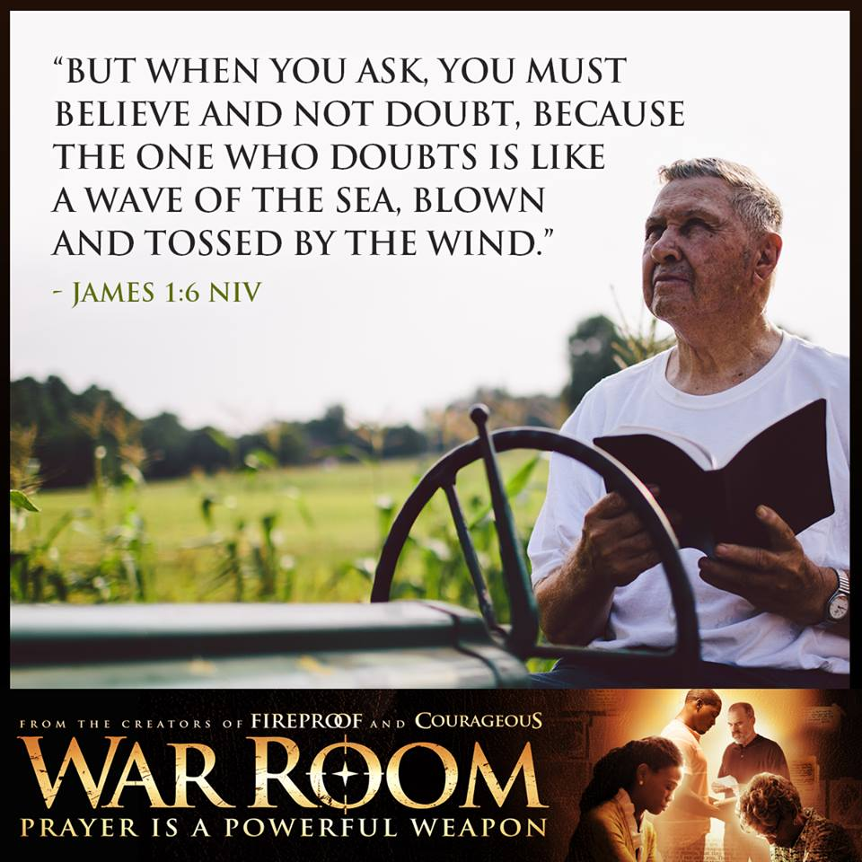 War Room The Movie | MemawsStuff